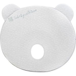 Μαξιλάρι Memory Foam Ergonomic Pillow Kikkaboo Bear Grey Velvet