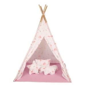 Παιδική Σκηνή Teepee Flamingo Baby Adventure