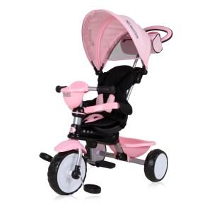 Τρίκυκλο ποδήλατο Lorelli Bertoni One Pink