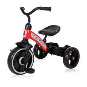 Τρίκυκλο ποδήλατο Dallas Red Lorelli Bertoni