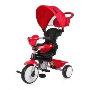 Τρίκυκλο ποδήλατο Lorelli Bertoni One Red