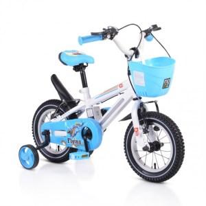 """Παιδικό Ποδήλατο 12"""" 1290 Blue Moni"""