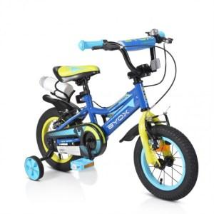 """Παιδικό Ποδήλατο 12"""" Prince Blue New Byox"""