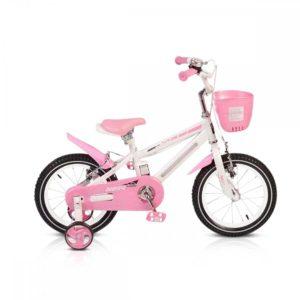 """Παιδικό Ποδήλατο 12"""" 1290 Pink Moni"""