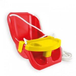 Παιδική Κούνια Mochtoys 10960 2 in 1 Red