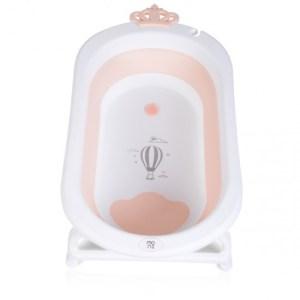 Πτυσσόμενη Μπανιέρα Siren Pink Moni