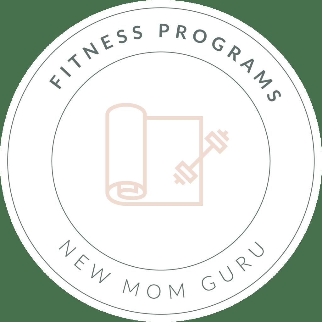Fitness Programs for Moms