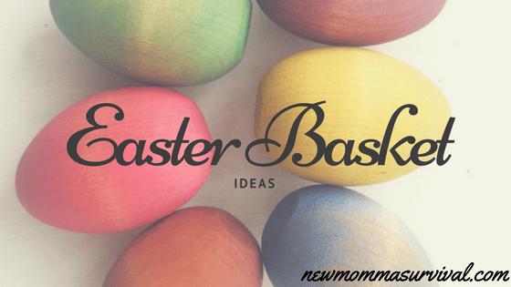 preschool easter basket