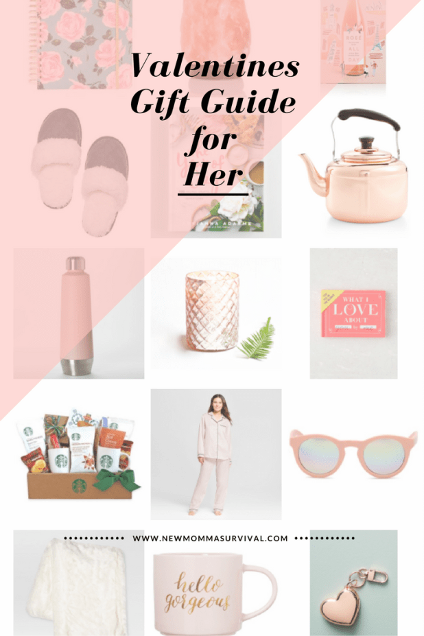 valentines gift guide for her