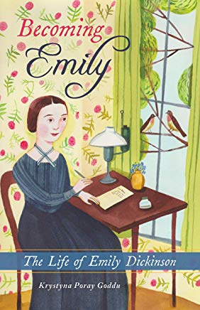 Becoming Emily Dickinson book cover