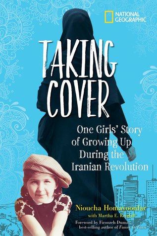 Cover imge for Taking Cover by Nioucha Homayoonfar