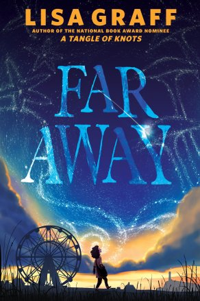 Book cover image for Far Away by Lisa Graff