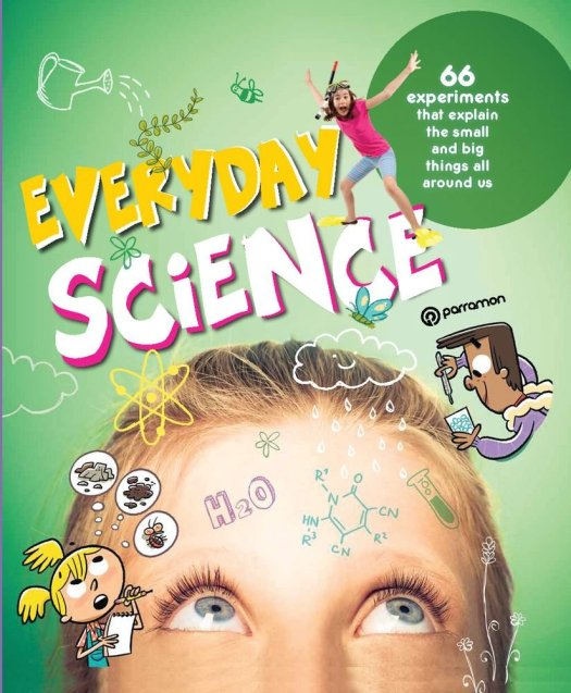Book cover image for Everyday Science