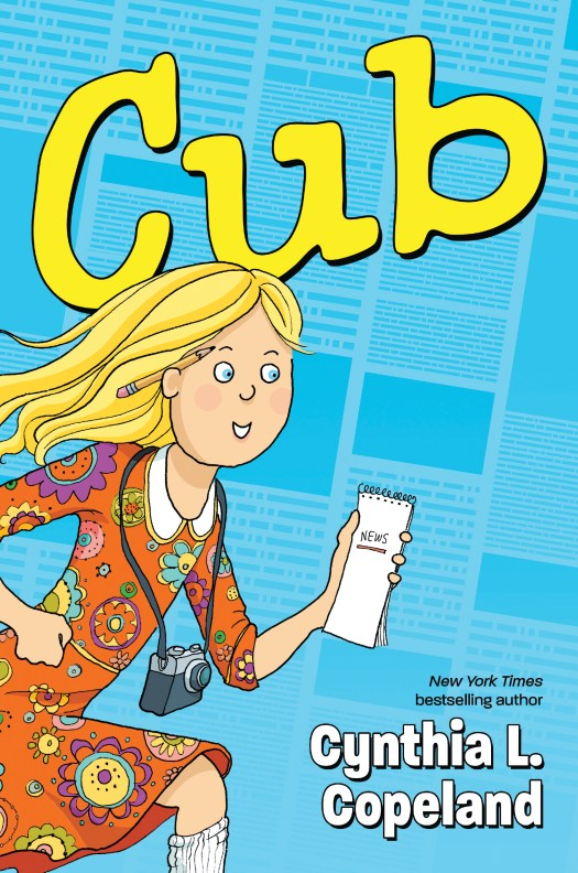 Book cover image for Cub by Cynthia Copeland