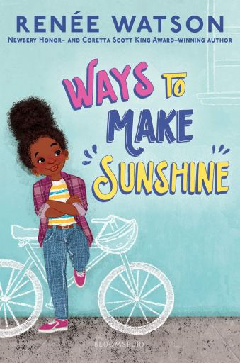 Book cover image for Ways to Make Sunshine by Renee Watson