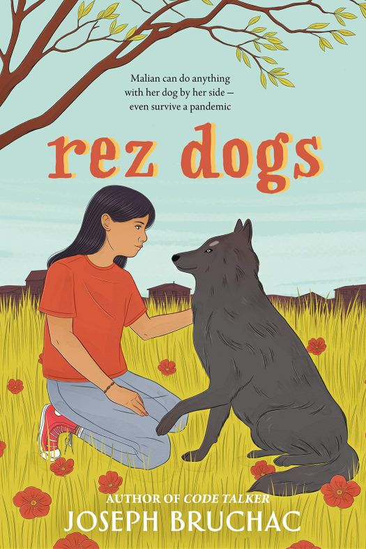 Book cover image for Rez Dogs by Joseph Bruchac