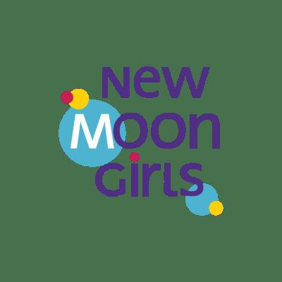 logo new moon girls square