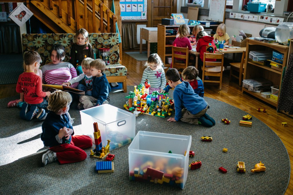 play-based curriculum