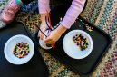 crafting with beads