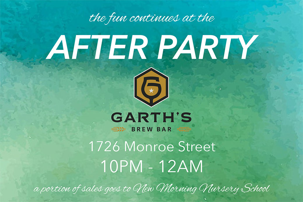 After Party at Garth's Brew Bar