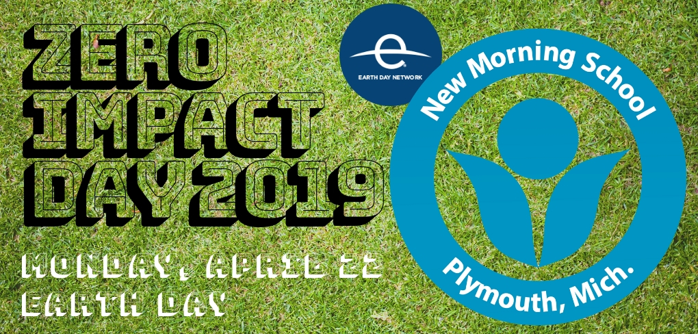 Zero Impact Day is April 22 in Plymouth.