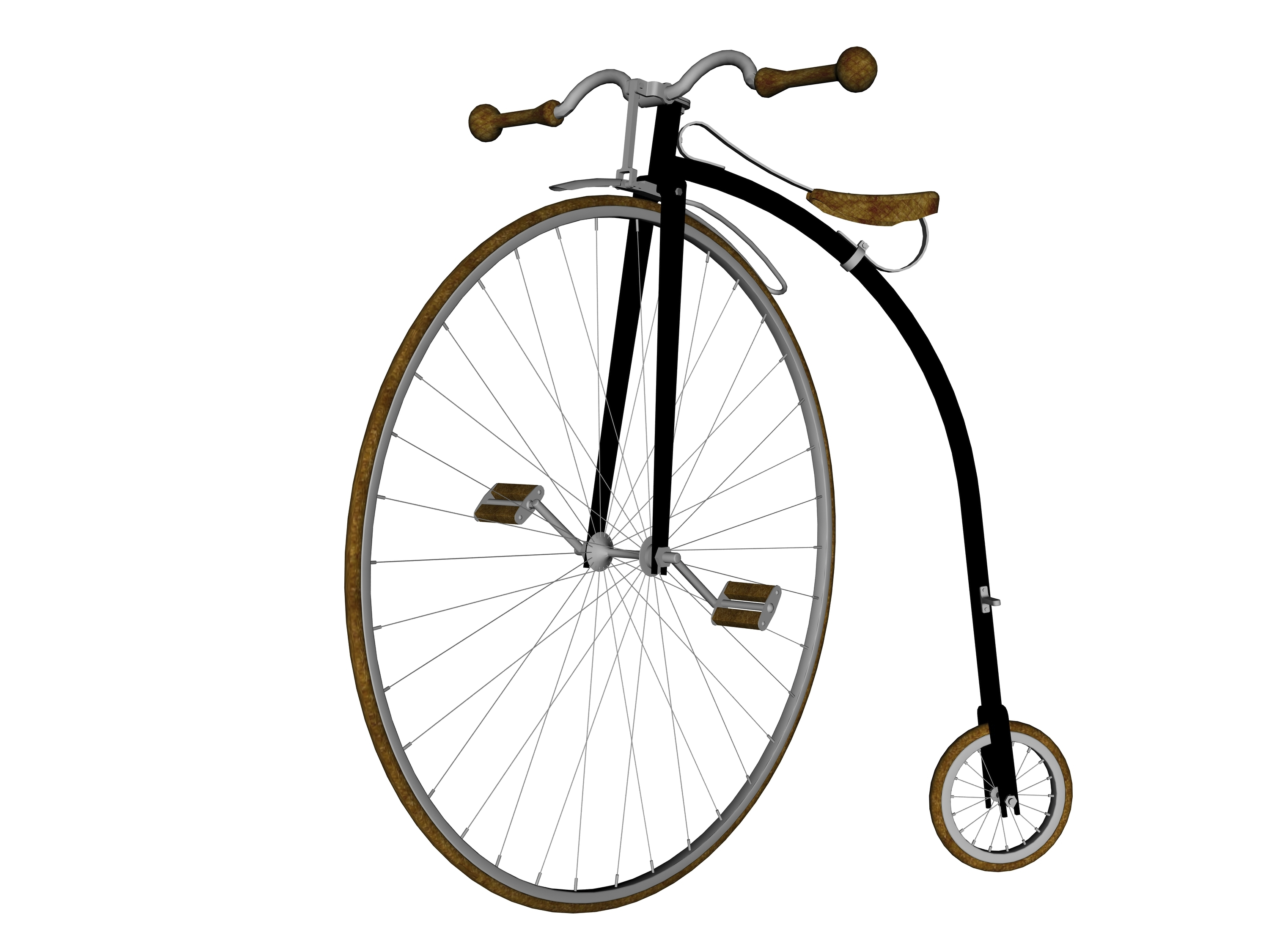 Why Did The Penny Farthing Have A Large Front Wheel