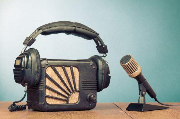 radio, headphones, microphone, new music news