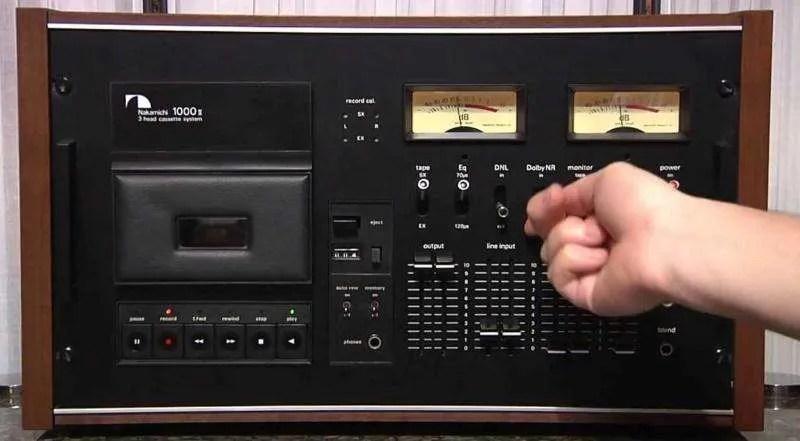 Registratore a cassette guida all'acquisto