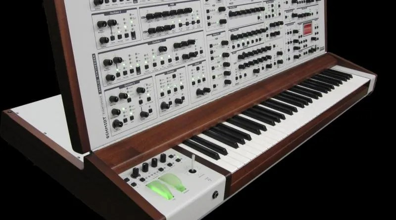 Schmidt Synthesizer prezzo intervista