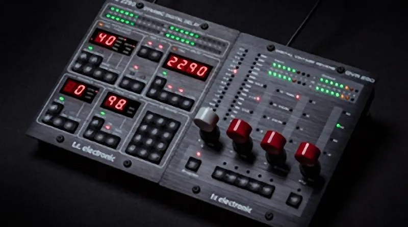 TC Electronic TC2290-DT e DVR250-DT