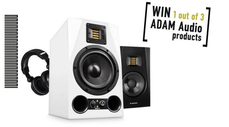ADAM Audio 20 years competition A7x