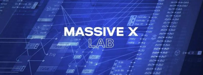 Native Instruments Massive X preview anteprima
