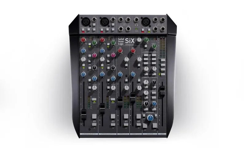 SSL SiX top
