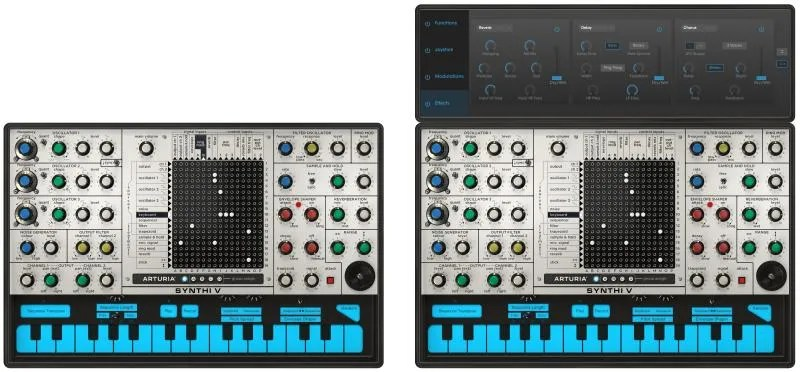 Arturia V Collection 7 Synthi V