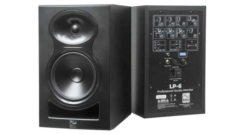 Kali Audio LP-6, centro pieno al primo colpo