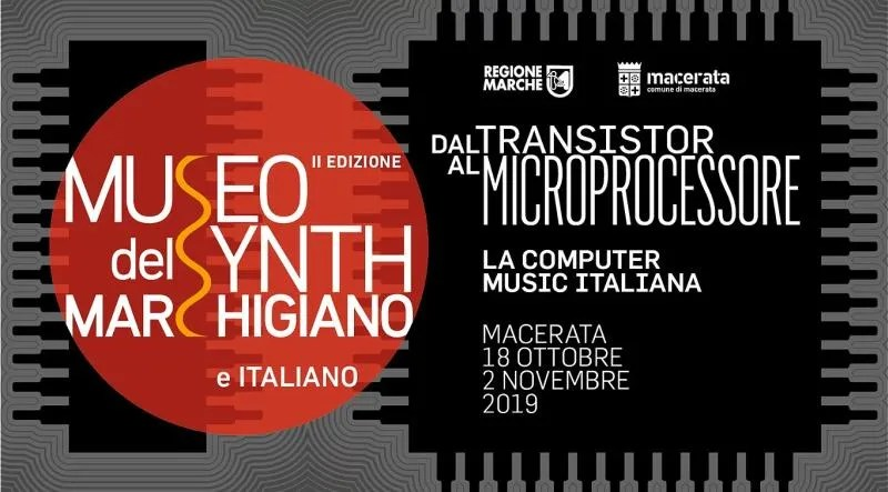 Museo synth marchigiano 2019