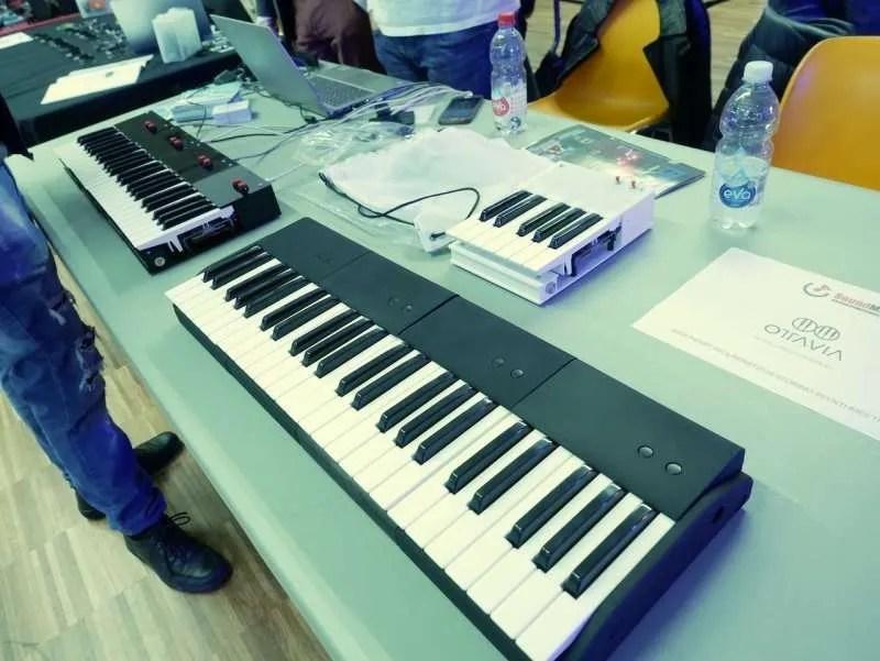 Soundmit 2019 - Ottavia MIDI Keyboard