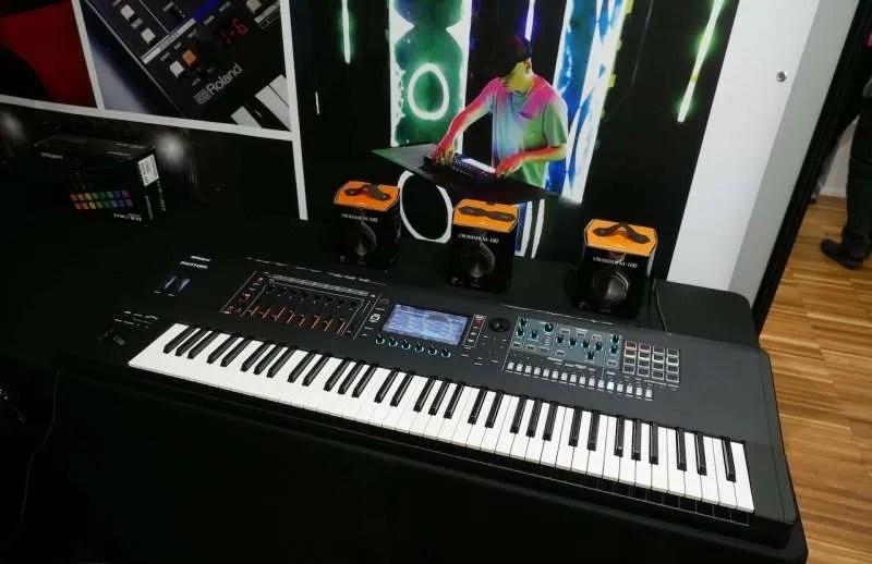 Soundmit 2019 - Roland Fantom