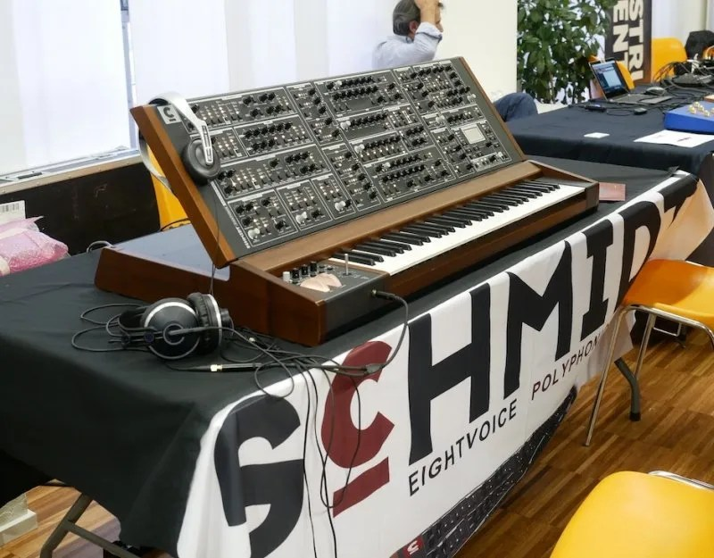 Soundmit 2019 - Schmidt Synthesizer