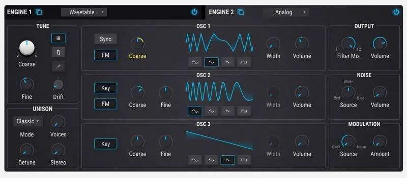 Arturia Pigments 2 - L'Analog Engine