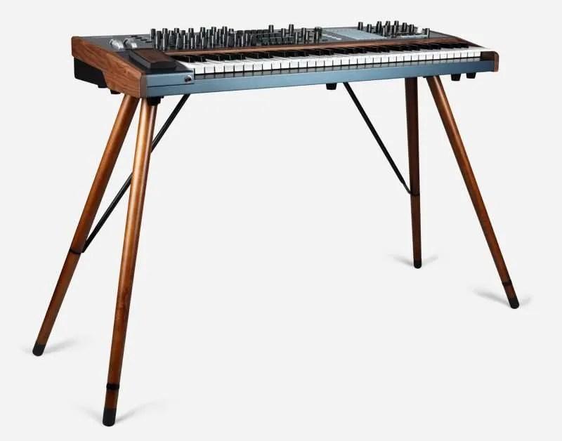 Arturia PolyBrute - Il supporto in legno