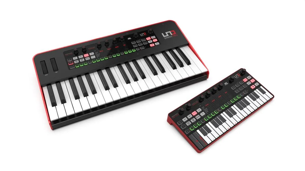 IK Multimedia UNO Synth Pro, real-analog mono e parafonico