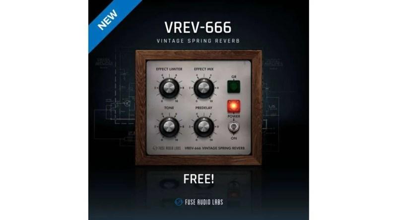 Fuse Audio Labs VREV-666