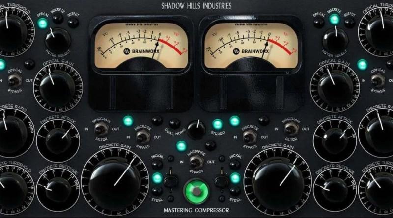 Shadow Hills Compressor by Brainworx