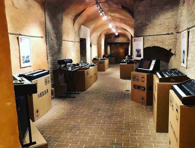 Il Museo del Synth Marchigiano