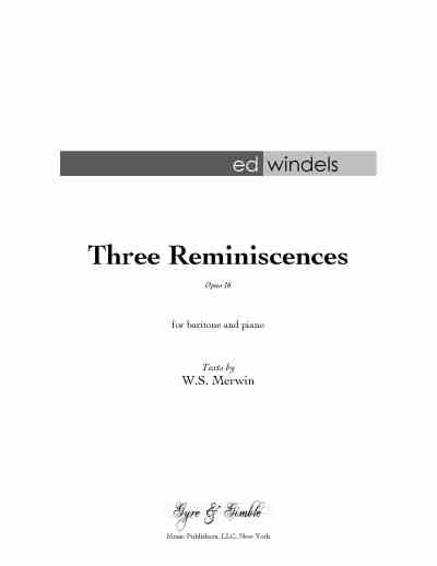 Three Reminiscences Piano Cover Pages NEW TEMPLATE_Page_1