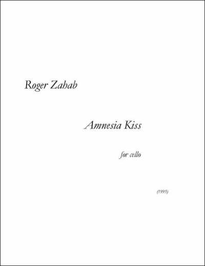 Zahab Amnesia Kiss Z57-S1995-2