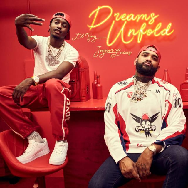 """JOYNER LUCAS AND LIL TJAY  TEAM UP FOR """"DREAMS UNFOLD"""""""