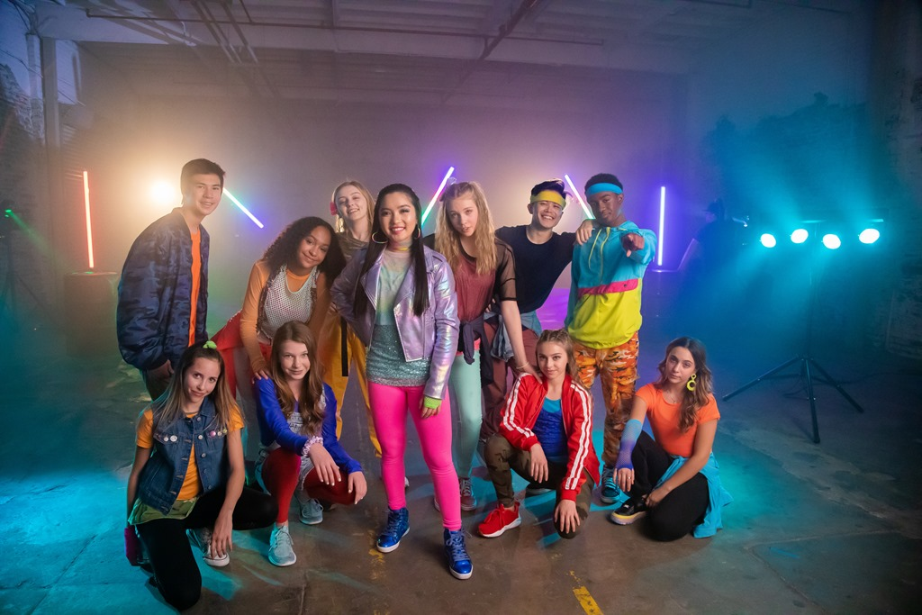 MUSIC VIDEO OF THE WEEK – Christine Lee unleashes 'Take It Up' a high energy video showcasing Christine along with a group of young dancers.