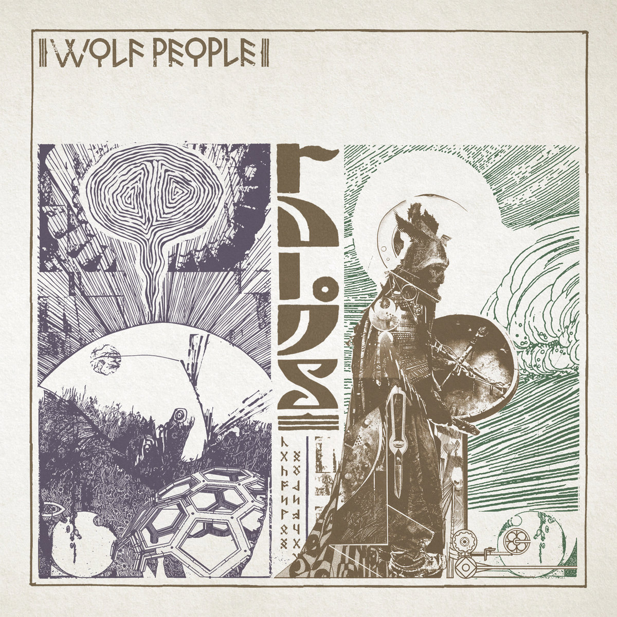 Wolf People – Not Me Sir (2017)